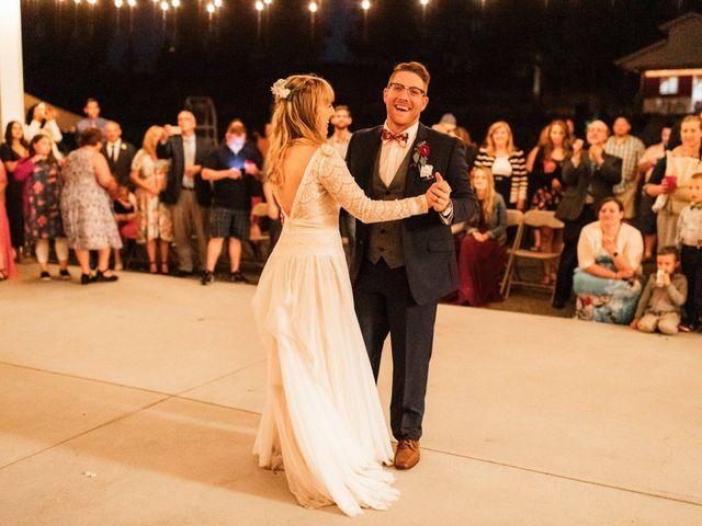 Andrew and Jessica's Wedding in Spokane, Washington 20