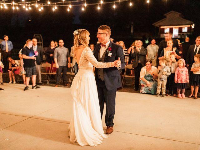 Andrew and Jessica's Wedding in Spokane, Washington 21