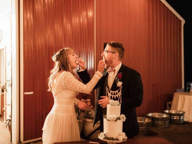Andrew and Jessica's Wedding in Spokane, Washington 23