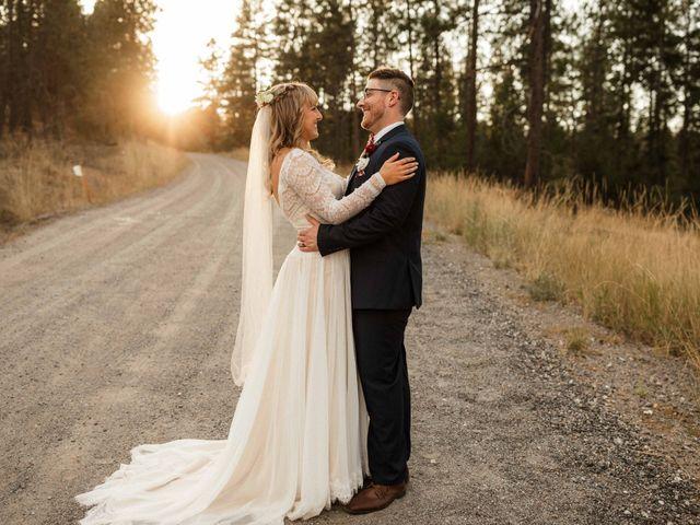 Andrew and Jessica's Wedding in Spokane, Washington 41