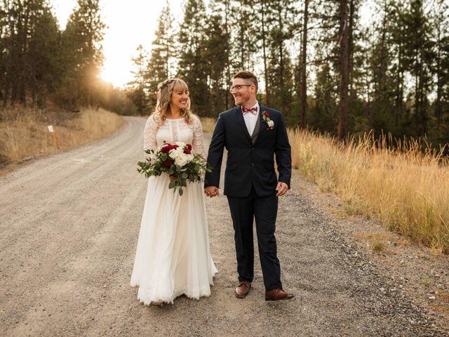 Andrew and Jessica's Wedding in Spokane, Washington 43