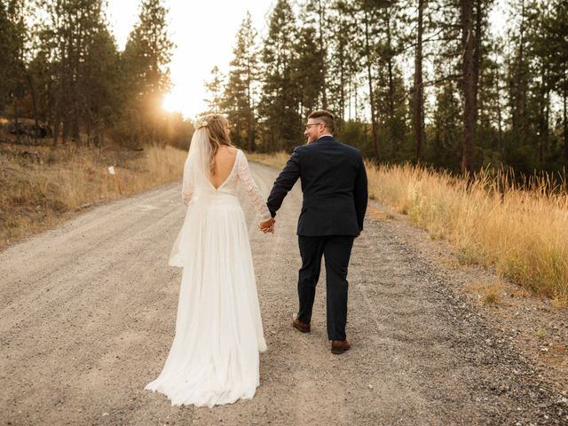 Andrew and Jessica's Wedding in Spokane, Washington 44