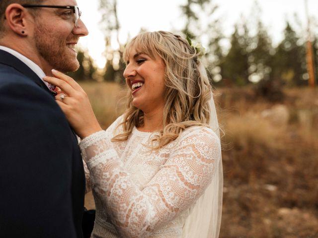 Andrew and Jessica's Wedding in Spokane, Washington 45
