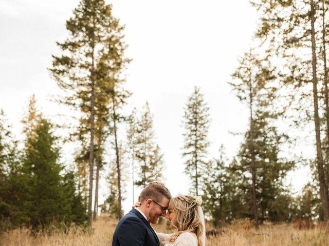 Andrew and Jessica's Wedding in Spokane, Washington 46