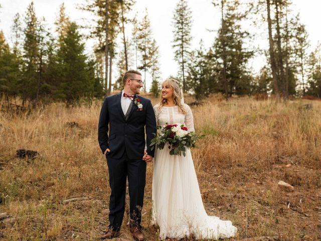 Andrew and Jessica's Wedding in Spokane, Washington 47