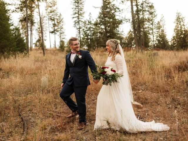 Andrew and Jessica's Wedding in Spokane, Washington 48