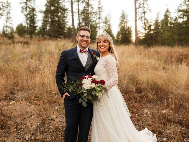 Andrew and Jessica's Wedding in Spokane, Washington 50