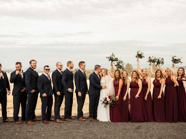 Andrew and Jessica's Wedding in Spokane, Washington 53