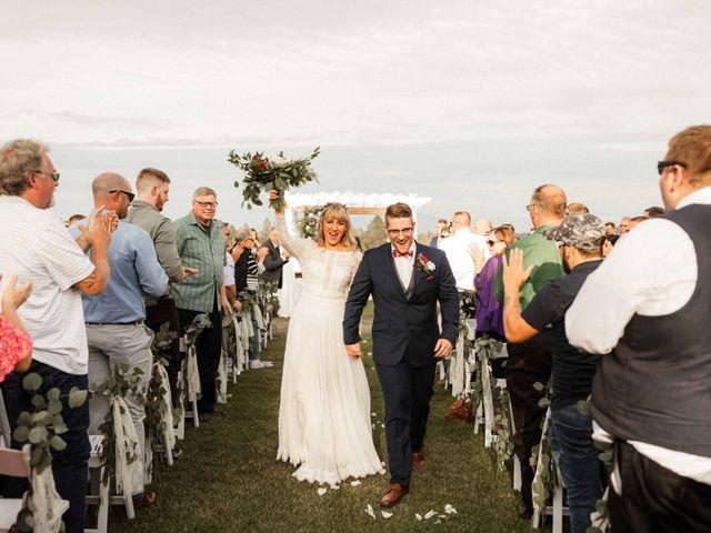 Andrew and Jessica's Wedding in Spokane, Washington 55