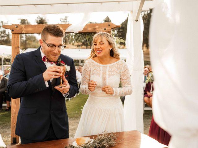 Andrew and Jessica's Wedding in Spokane, Washington 57