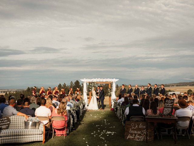 Andrew and Jessica's Wedding in Spokane, Washington 61