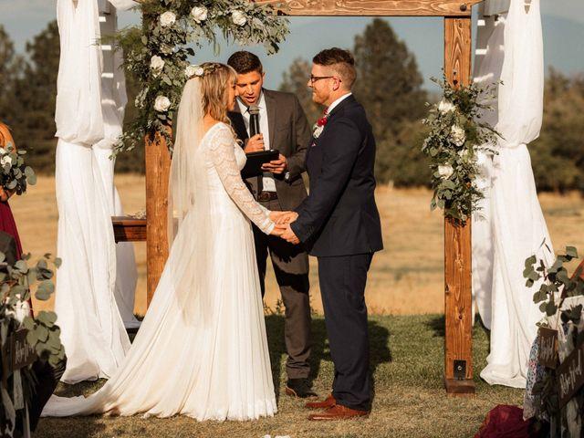 Andrew and Jessica's Wedding in Spokane, Washington 62