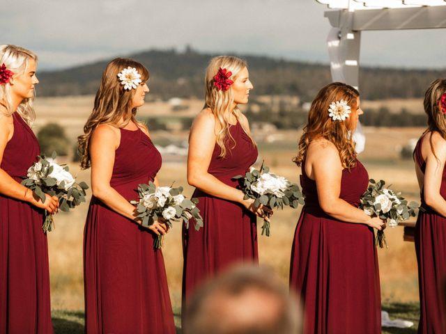 Andrew and Jessica's Wedding in Spokane, Washington 63