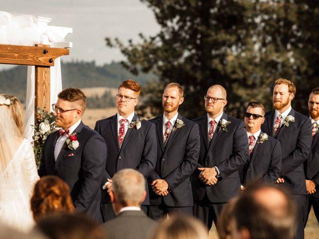 Andrew and Jessica's Wedding in Spokane, Washington 64