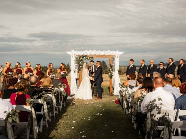 Andrew and Jessica's Wedding in Spokane, Washington 65