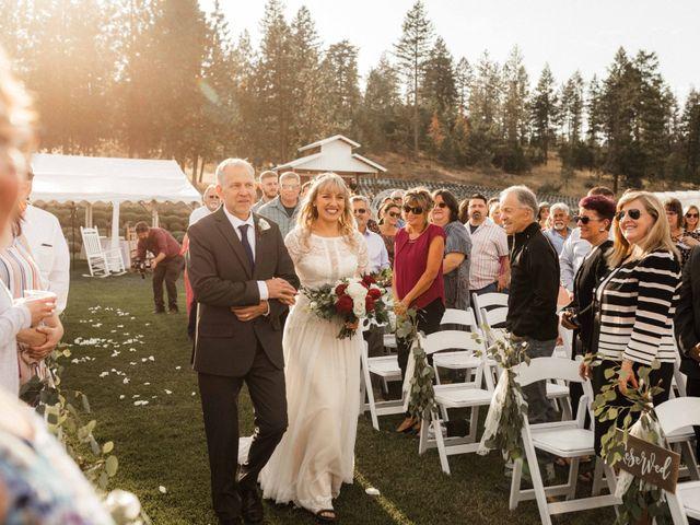 Andrew and Jessica's Wedding in Spokane, Washington 66