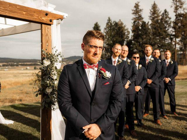 Andrew and Jessica's Wedding in Spokane, Washington 67