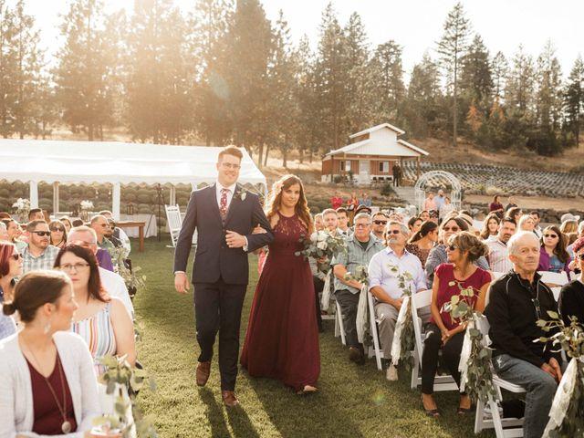 Andrew and Jessica's Wedding in Spokane, Washington 68