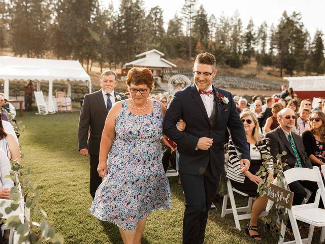 Andrew and Jessica's Wedding in Spokane, Washington 69