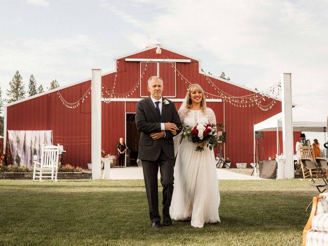 Andrew and Jessica's Wedding in Spokane, Washington 70