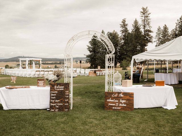 Andrew and Jessica's Wedding in Spokane, Washington 78