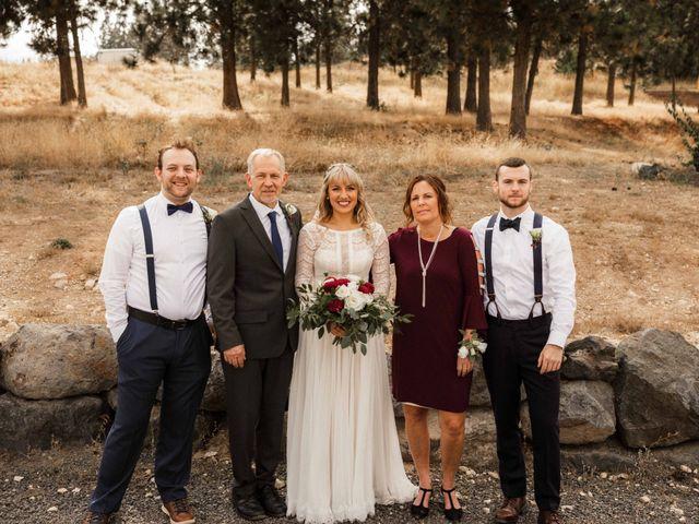 Andrew and Jessica's Wedding in Spokane, Washington 82