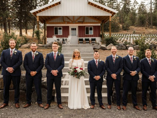 Andrew and Jessica's Wedding in Spokane, Washington 83