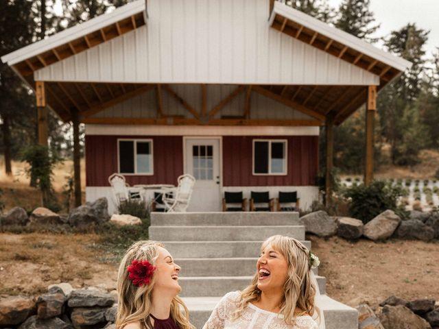 Andrew and Jessica's Wedding in Spokane, Washington 84