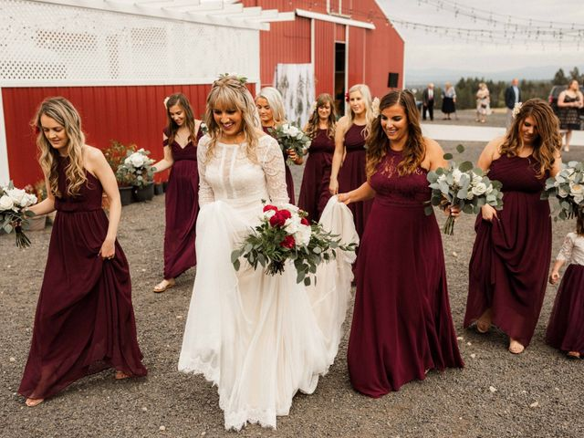 Andrew and Jessica's Wedding in Spokane, Washington 85