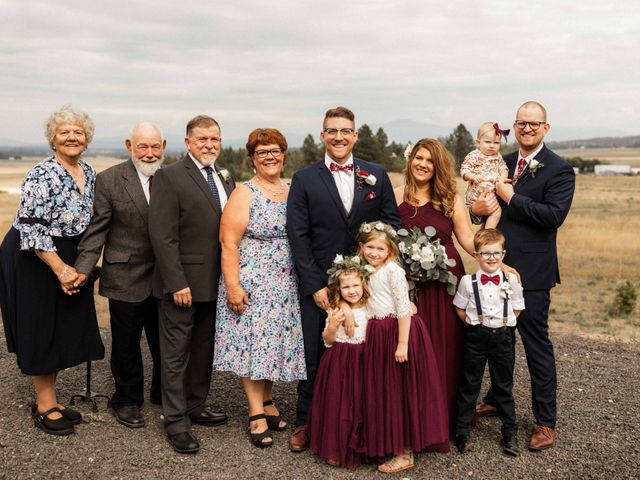 Andrew and Jessica's Wedding in Spokane, Washington 86