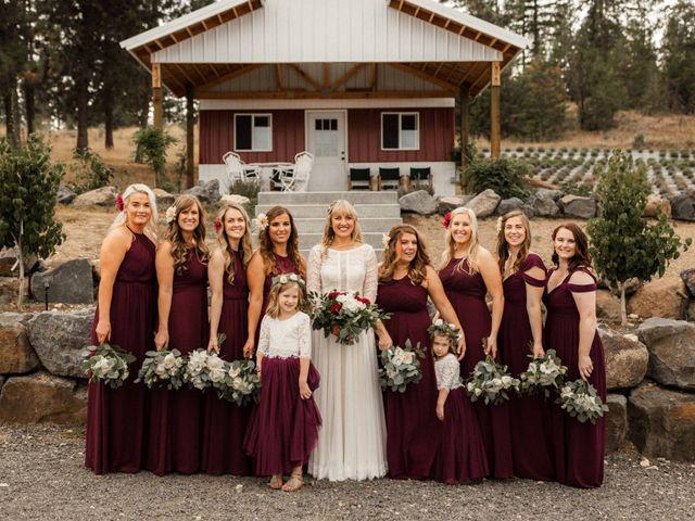 Andrew and Jessica's Wedding in Spokane, Washington 87