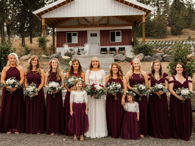 Andrew and Jessica's Wedding in Spokane, Washington 88