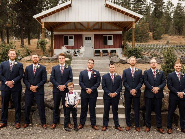Andrew and Jessica's Wedding in Spokane, Washington 90