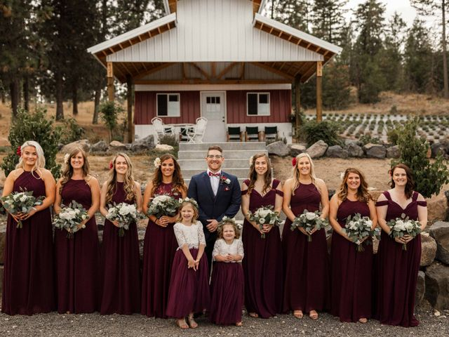 Andrew and Jessica's Wedding in Spokane, Washington 91