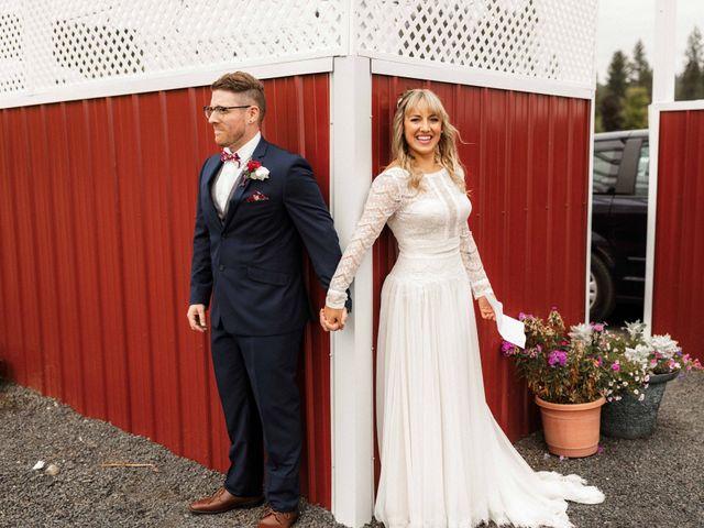 Andrew and Jessica's Wedding in Spokane, Washington 95