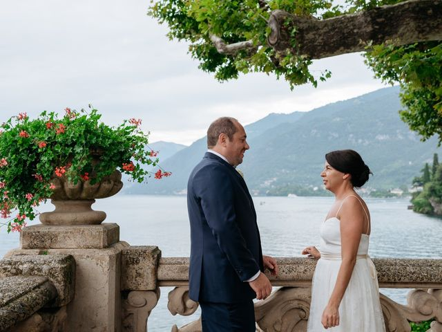 The wedding of Marie and Jamie