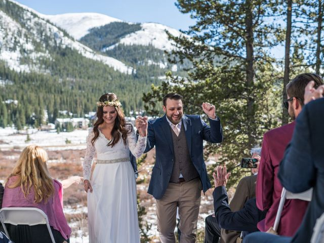 The wedding of Steven and Keri