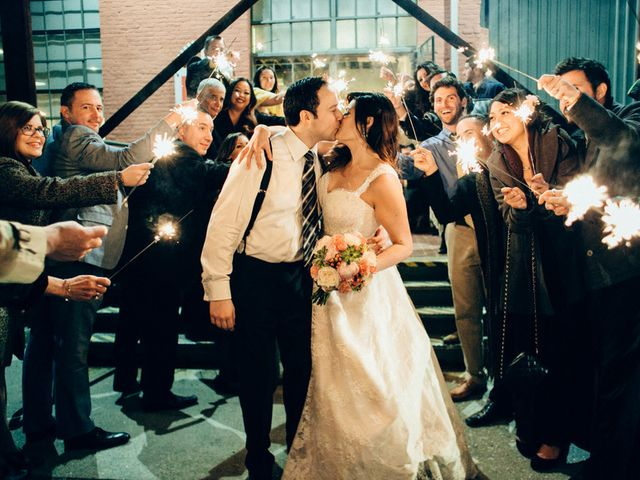 Bayla and Josh's Wedding in Baltimore, Maryland 26