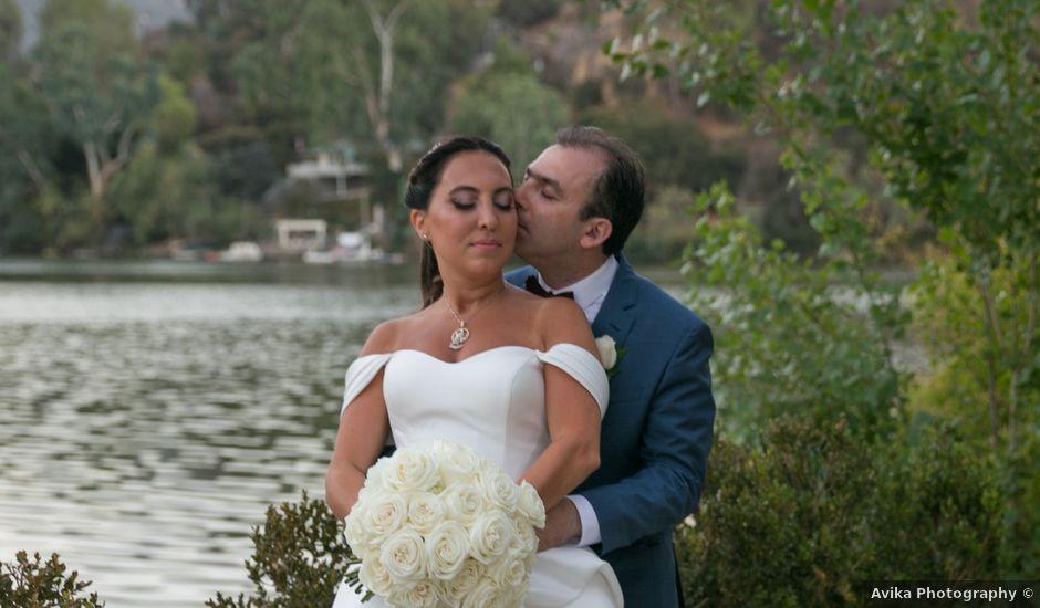 Milad and Olga's Wedding in Malibu, California