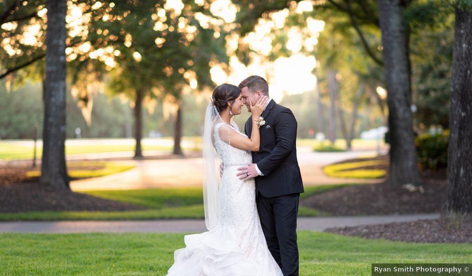 Carson and Kiely's Wedding in Pawleys Island, South Carolina
