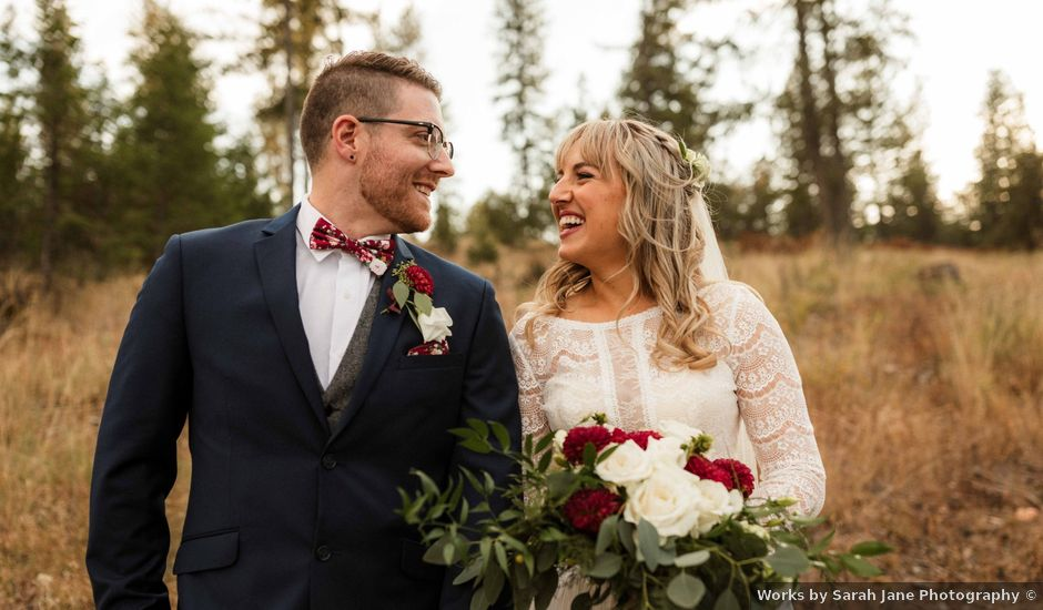 Andrew and Jessica's Wedding in Spokane, Washington