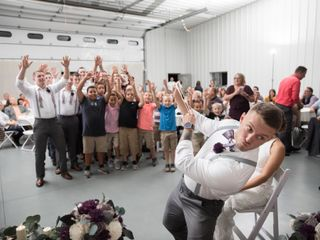 The wedding of Mikeala and Dillon 1