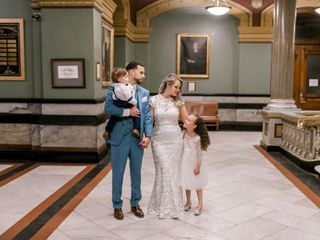 Valdir and Kayla's Wedding in Providence, Rhode Island 3