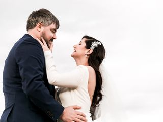 The wedding of Zack and Victoria 1
