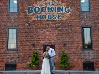 The wedding of Alisha and Conor