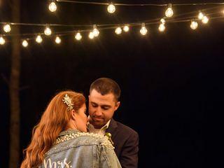 The wedding of Sarah and Evan 3
