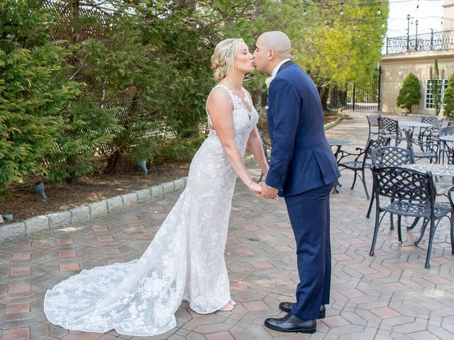 Candace and Edwin's Wedding in New Rochelle, New York 16