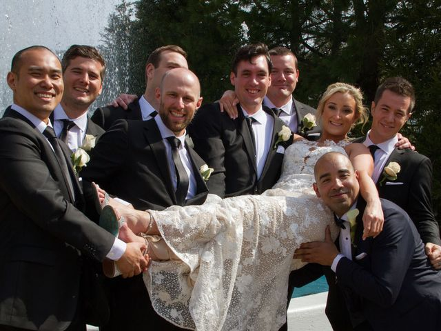 Candace and Edwin's Wedding in New Rochelle, New York 17