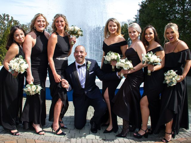 Candace and Edwin's Wedding in New Rochelle, New York 18