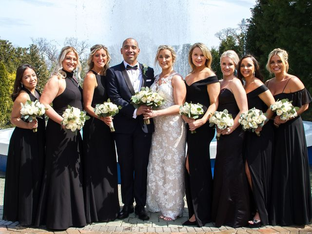 Candace and Edwin's Wedding in New Rochelle, New York 19